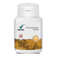 Vestige Glucosamine Tablets - 60 Tablets