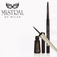 Vestige Mistral of Milan Showtime Waterproof Liquid Eyeliner